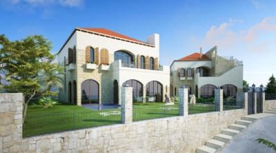 Villa superdelux in der koubel aley mount lebanon lebanon ahlein - Libanese villa ...